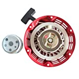 New Pack of Starter Cup + Pull Start Rcoil Starter for Honda Gx120 Gx140 Gx160 Gx200 Generator Engine Motor Parts