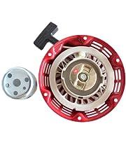 New Pack of Starter Cup + Pull Start Rcoil Starter for Honda Gx120 Gx140 Gx160 Gx200 Generator Engine Motor Parts