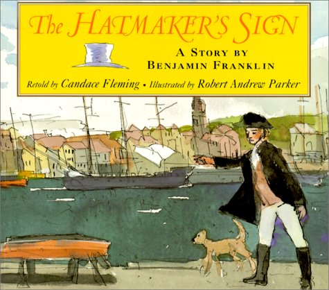 Library Book: The Hatmaker's Sign (Avenues) by Brand: Scholastic