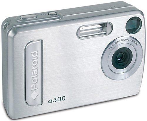 60d39a9fa1 Amazon.com : Polaroid A300 3.2MP Digital Camera with 4x Digital Zoom : Film  Cameras : Camera & Photo