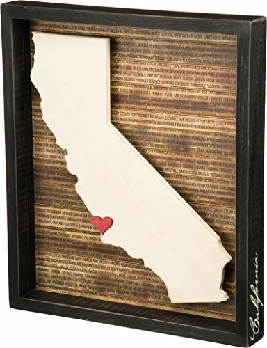 california-state-shape-box-sign-primitives-by-kathy