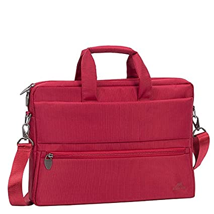 c5467c1211 RivaCase 8630 Bag for 15.6-inch Laptop (Red) - Buy RivaCase 8630 Bag for  15.6-inch Laptop (Red) Online at Low Price in India - Amazon.in