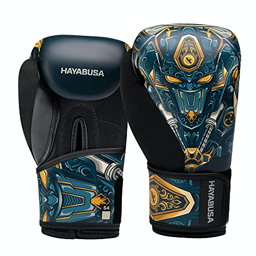 Hayabusa S4 Kids Epic Boxing Gloves for Boys and Girls