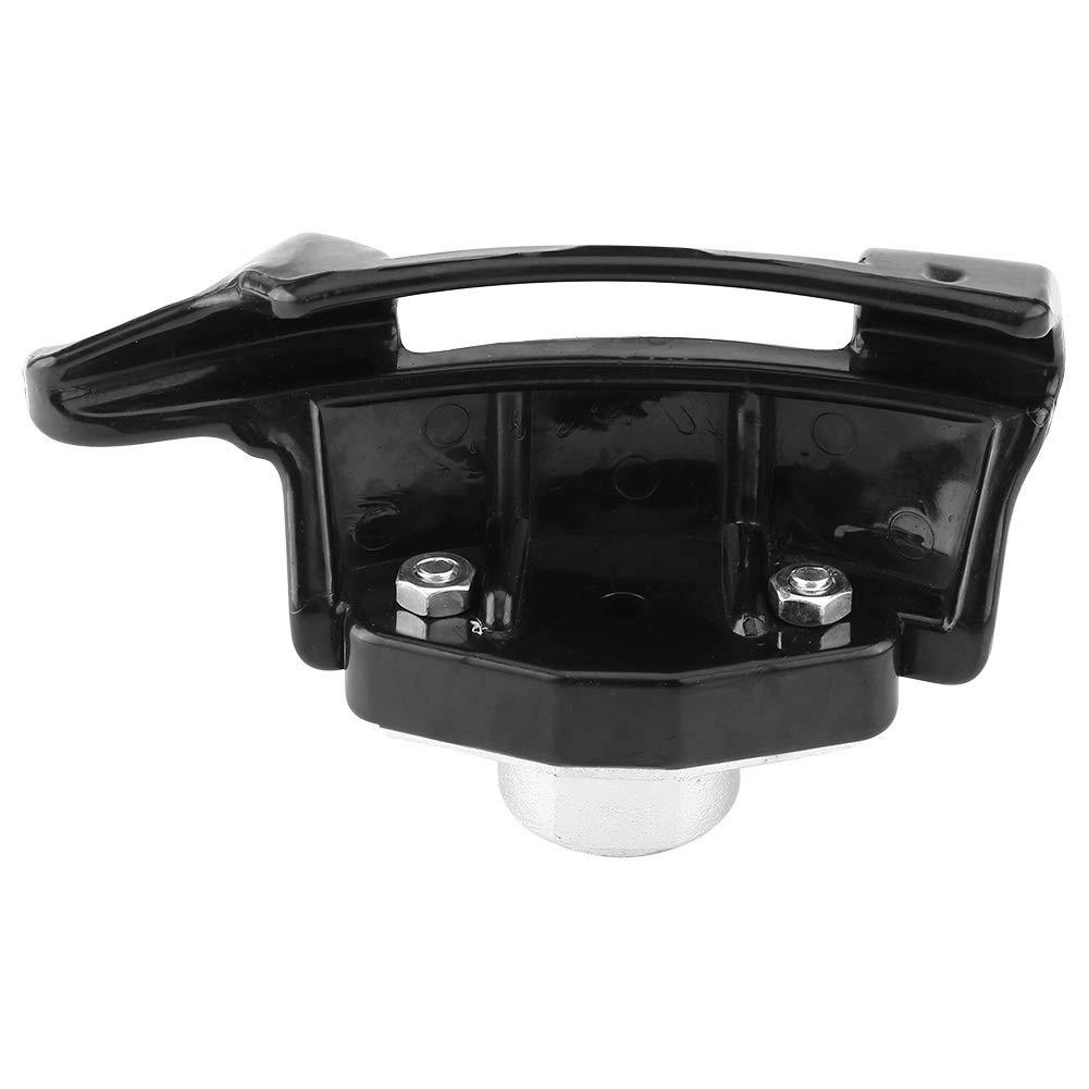 noir 28mm Le b/âti en nylon en plastique de machine de commutateur de pneu d/émontent la t/ête