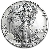1992 U.S. Silver Eagles