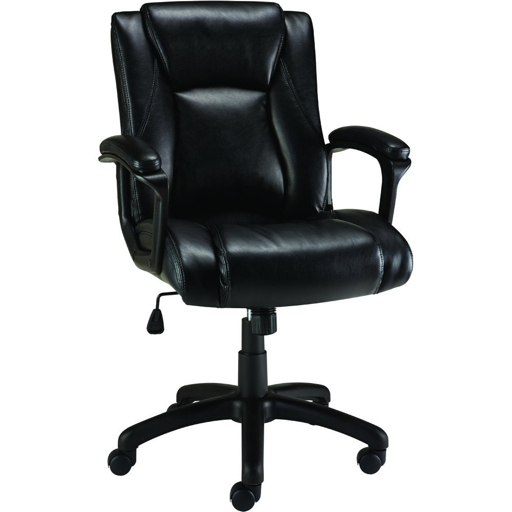 Staples Bristone Luxura Managers Chair Black