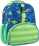 Stephen Joseph All Over Print Mini Backpack, Shark