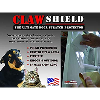 Cat scratching Claw Shield Toughest Scratch Protector [tag]