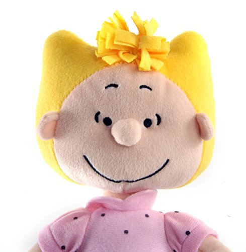 Sally Charlie Brown - Aurora World 10-Inch Peanuts Sally Soft Toy