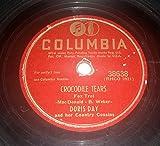 Crocodile Tears/Quicksilver, 78 RPM