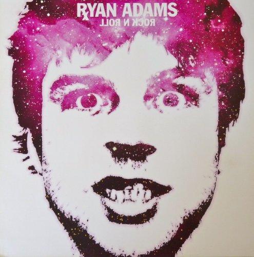 Ryan Adams - Rock N Roll - Rare 2-sided Advertising Poster - 12x12 - Trashed Drum Set