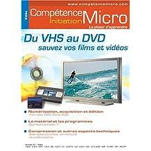 VHS au DVD sauvez vos films etvidéos