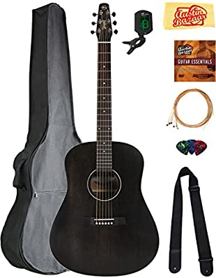 Seagull S6 Original Acoustic Guitar Bundles