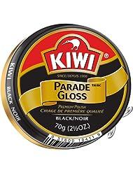 Kiwi Large Parade Gloss Black Shoe Polish (2.5 Oz.)