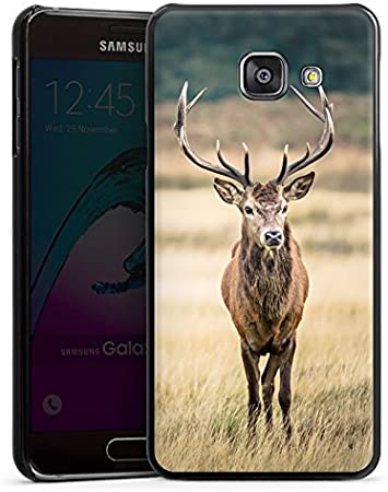 DeinDesign H/ülle kompatibel mit Samsung Galaxy A3 Handyh/ülle Case Hirsch Deer Forest 2016