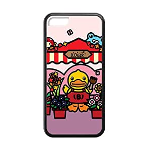 SANLSI Lovely B.Duck fashion cell phone case for iPhone 5C