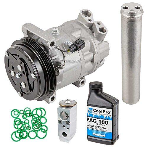 nissan 350z ac compressor - 2