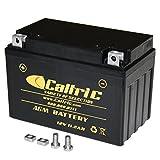 Caltric AGM BATTERY Fits HONDA VT1300CX VT-1300CX VT1300C...