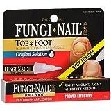 Fungi-Nail Fungi-Nail Antifungal Pen Brush Applicator, 1.7 ml (Pack of 2) by Fungi Nail