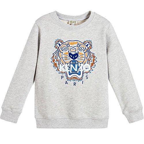 Kenzo Toddler's, Little Boy's & Boy's Cotton Tiger Print Sweater (4A) by Kenzo Kids