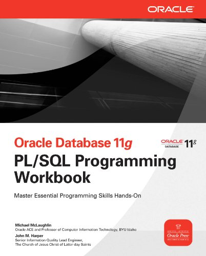 Oracle Database 11g PL/SQL Programming Workbook (Oracle Press) Pdf