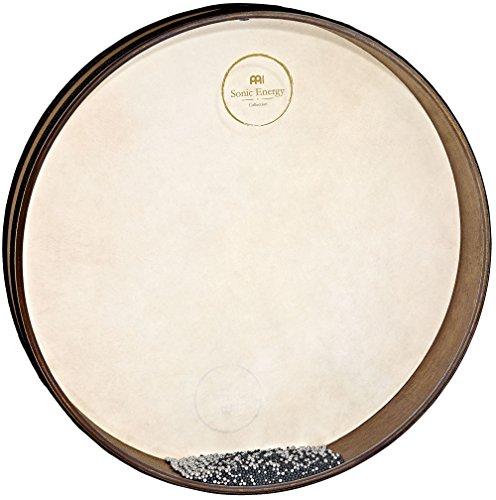 Meinl Sonic Energy WD16WB 16-Inch Wave Drum, Walnut Brown