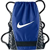 New Nike Brasilia Gymsack DS Bag Game Royal/Black/White