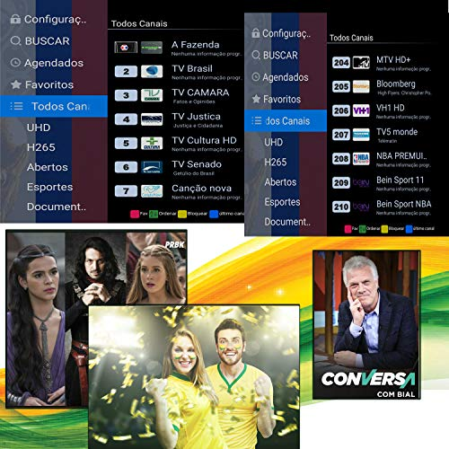 Htv Box Channels