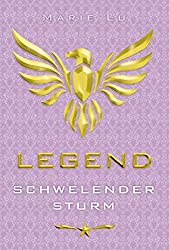 Legend 2 - Schwelender Sturm (German Edition)