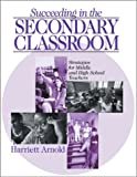 Succeeding in the Secondary Classroom 9780803967953