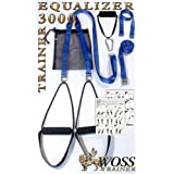 WOSS 3000 Equalizer Trainer, Blue, Made in USA Suspension System