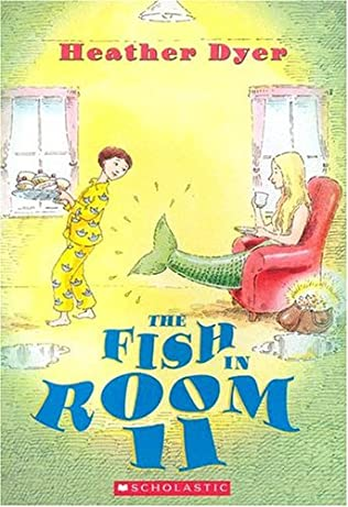book cover of The Fish in Room 11