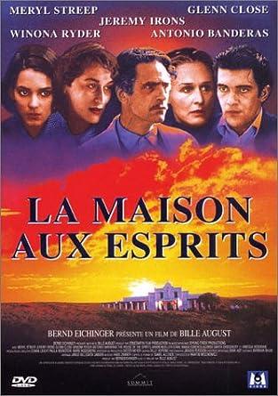 La Maison aux Esprits: Amazon.fr: Meryl Streep, Jeremy Irons