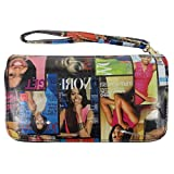 Michelle Obama Magazine Style Wallet