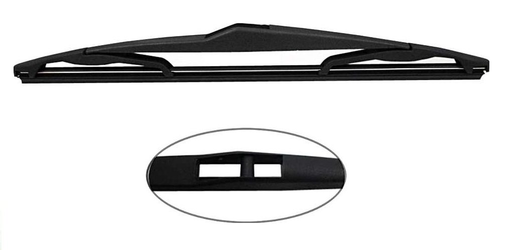 XtremeAuto® Rear Window Windscreen Replacement Wiper Blade i10 MK1 (2008 TO 2014) |Part Number XAR581|