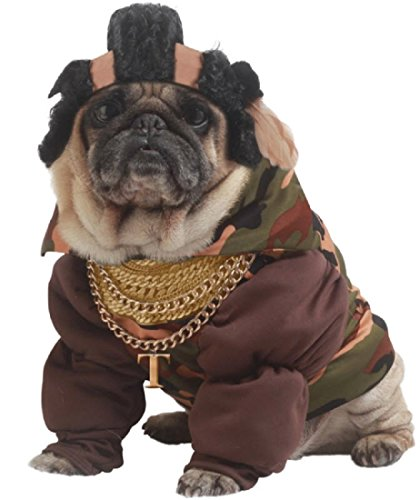 Pity The Bull Dog Pet Costume (Costumes For Bulldogs)