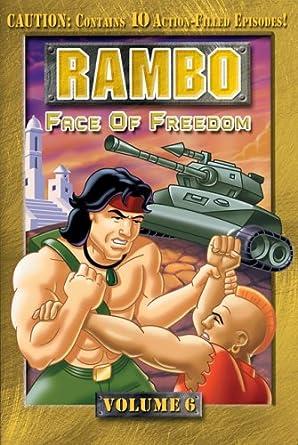 Rambo 6: Face of Freedom DVD Region 1 US Import NTSC: Amazon