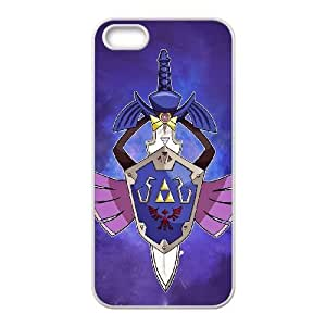 iphone5 5s cell phone cases White The Legend of Zelda fashion phone cases TRD4568410