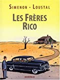 img - for Les Fr    res Rico book / textbook / text book