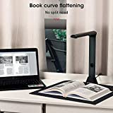 iOCHOW S3 Book & Document Camera, 17MP High