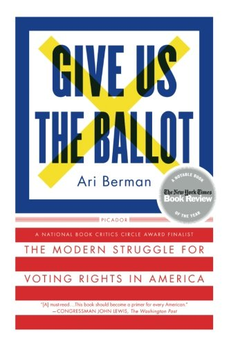 Image of GIVE US THE BALLOT