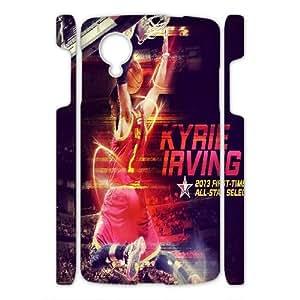 ZK-SXH - Kyrie Irving Custom 3D Case Cover for Nexus 5, Kyrie Irving DIY 3D Cell Phone Case