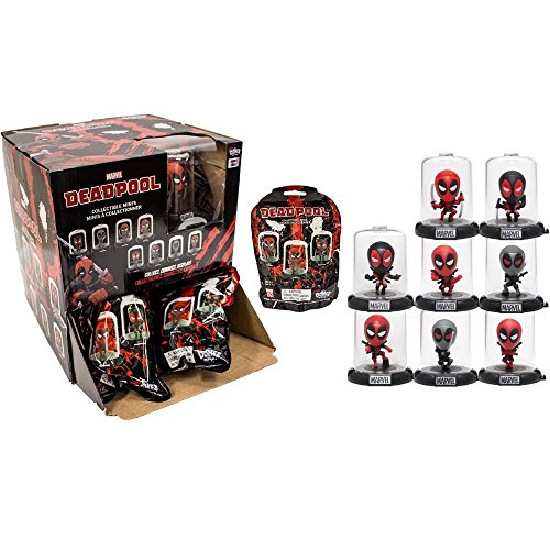 Original Minis Marvel Series 2 Domed Deadpool