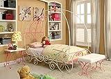 Furniture of America Ashley Fairy Tale Leatherette