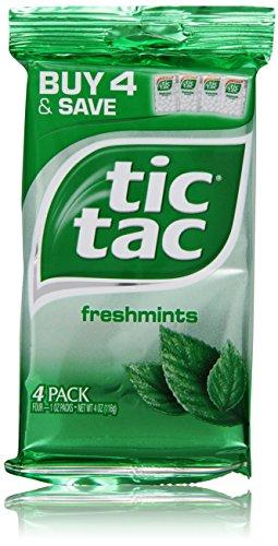 Freshmints Tic Tac® Mints 4-1 oz. Packs