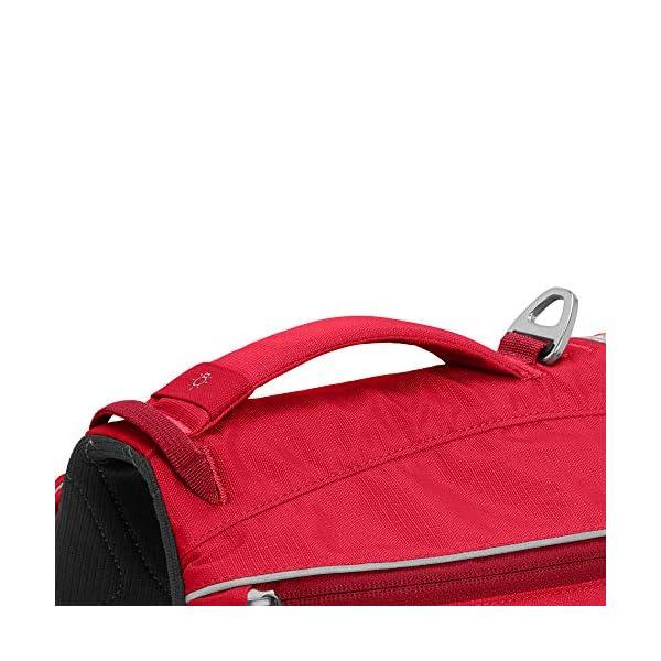 RUFFWEAR - Singletrak, Red Currant, Medium 4