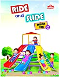 Gikso Ride and Slide English Time Book – C for UKG Kids Age 4-6 Years Old