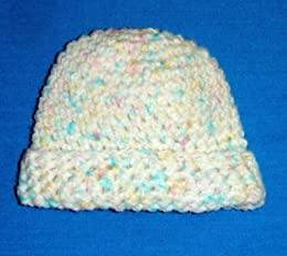 Amazoncom Baby Hat Crochet For Preemies 2 3 Pounds Baby Hats
