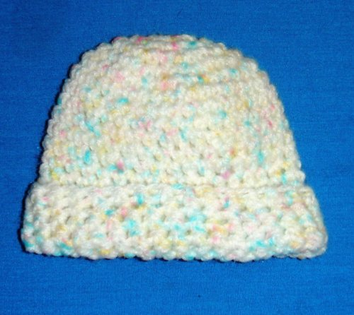 Baby Hat - Crochet for Preemies 2- 3 Pounds (Baby Hats in Single Crochet Patterns)