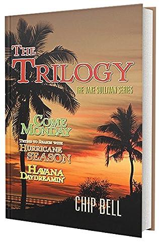 book cover of The Jake Sullivan Series Books 1-3